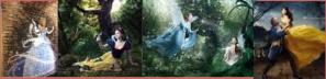 FEATUREdisney princesses