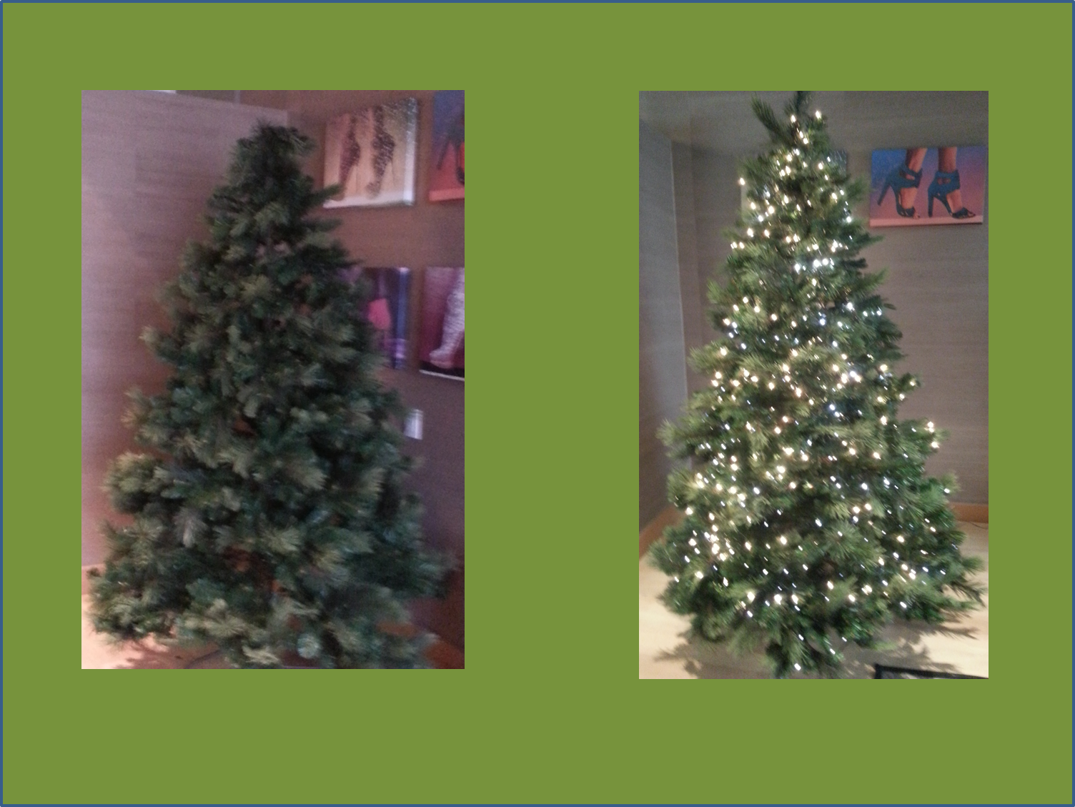 Rocking Around The Christmas Tree Tati S Tidbits