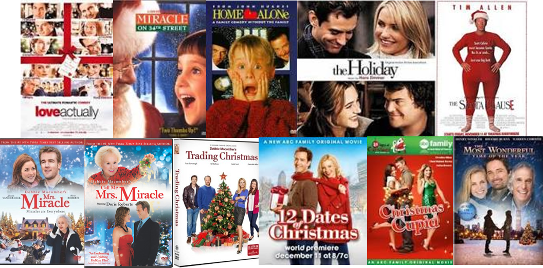 my favorite christmas movies tatis tidbits - 12 Dates Of Christmas Movie
