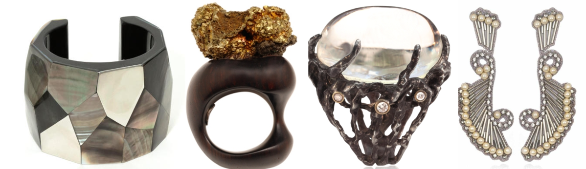 Accesory & Jewelry Website Discoveries: Stone & Strand and Bottica
