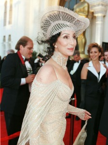 Actress Cher arrives for the 70th Annual Academy A