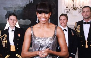 first lady