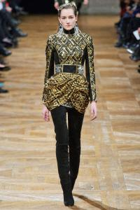 Balmain - got to love the 80s tackiness of it all