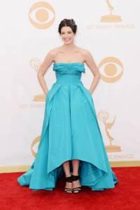 Jessica Pave in Oscar de la Renta