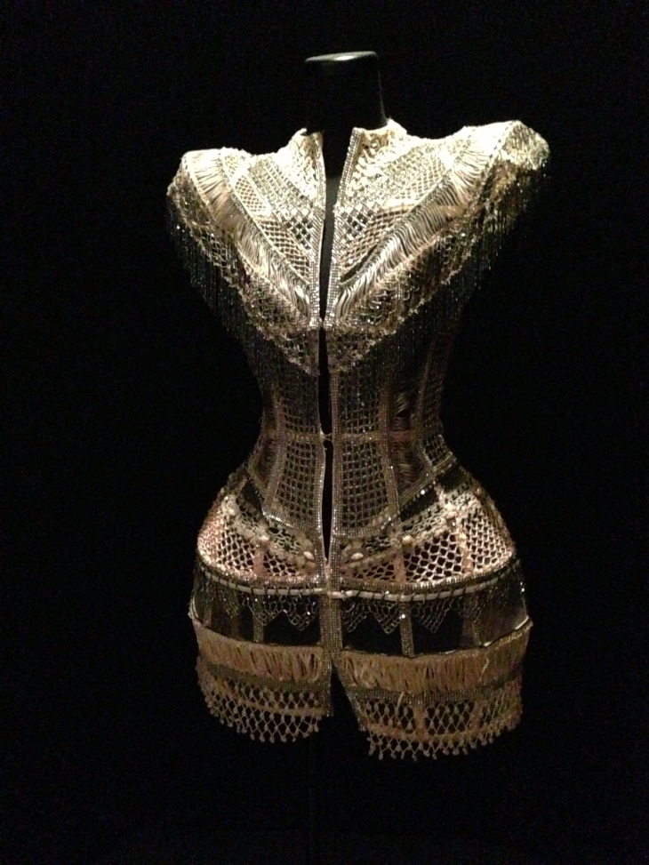 this was worn by Beyonce in one of her concerts