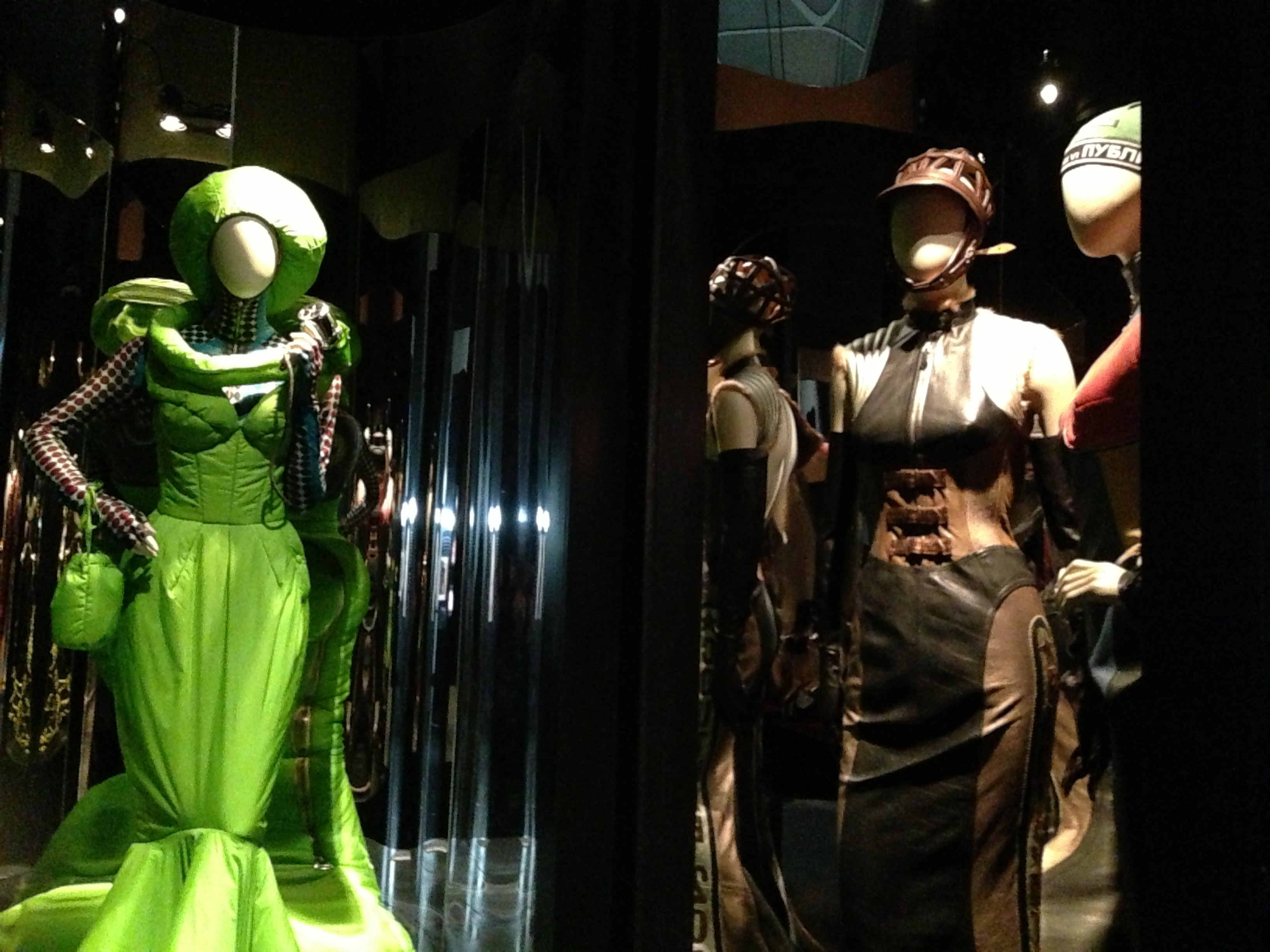 The Jean Paul Gaultier Exhibition: From the Sidewalk to ...