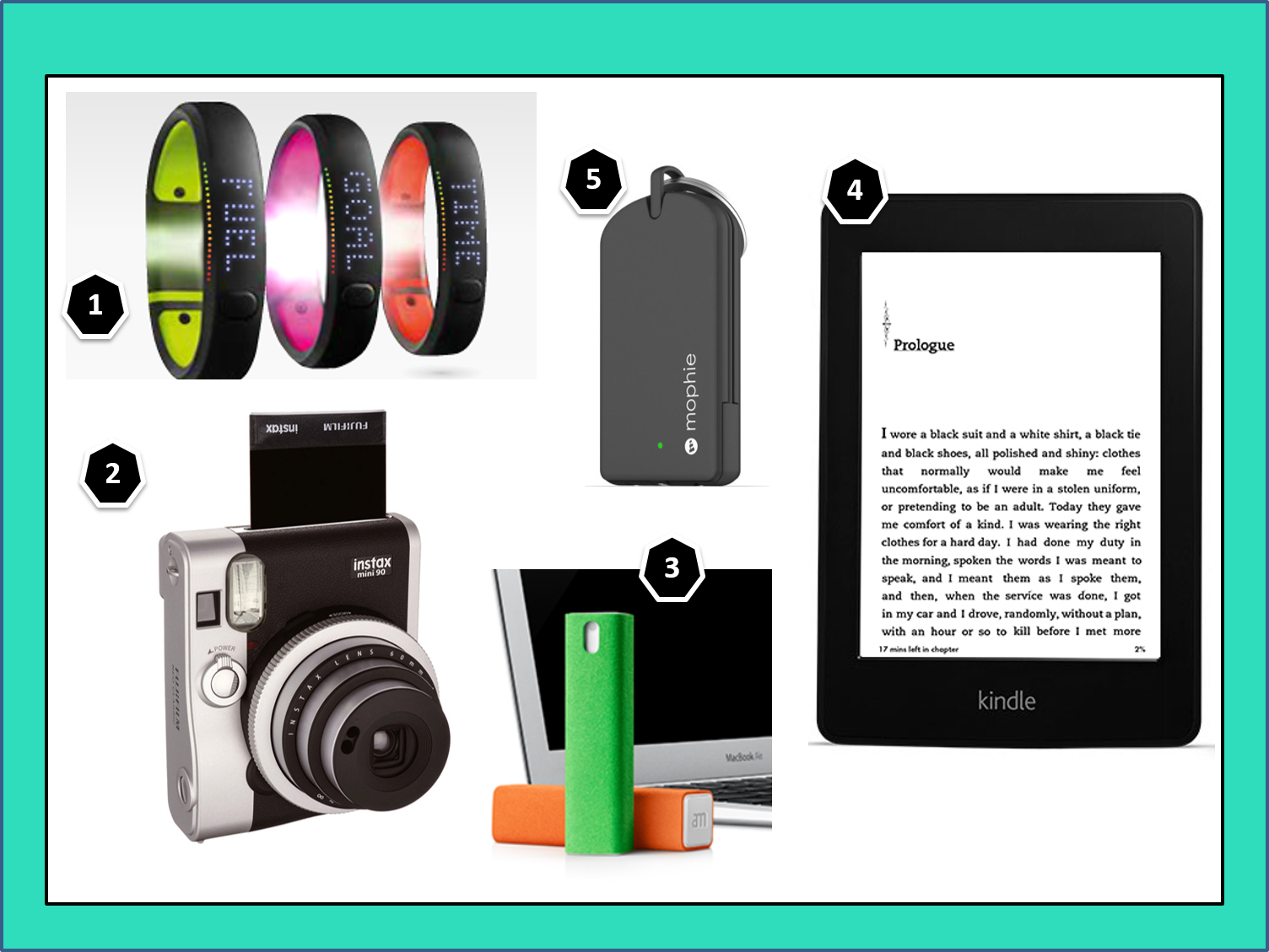 modern gadgets and technology The 100 coolest tech gadgets of 2018 think: invincible action cameras, waterproof bluetooth speakers, a mobile printer, a compact phone charger, and more.