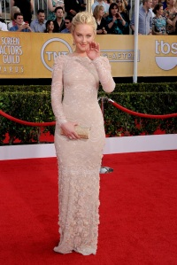 Elisabeth Rohm in Marchesa