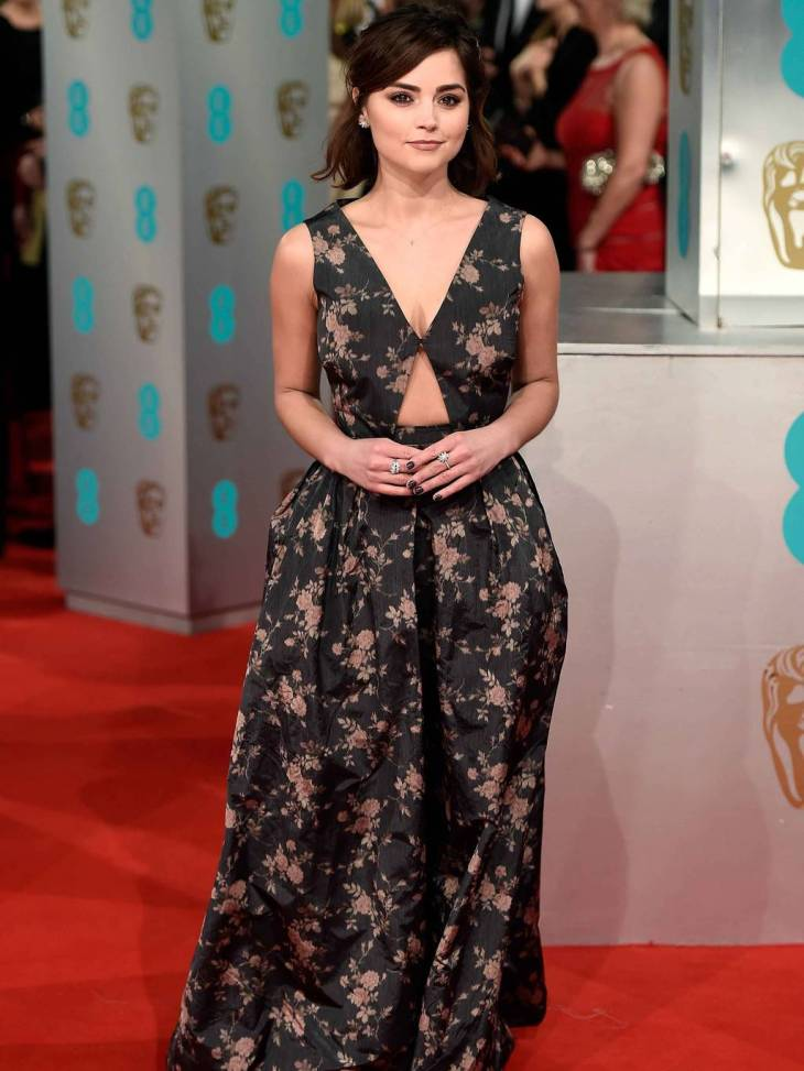 JENNA COLEMAN IN ROCHAS