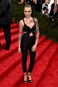 Cara Delevingne in Stella McCartney