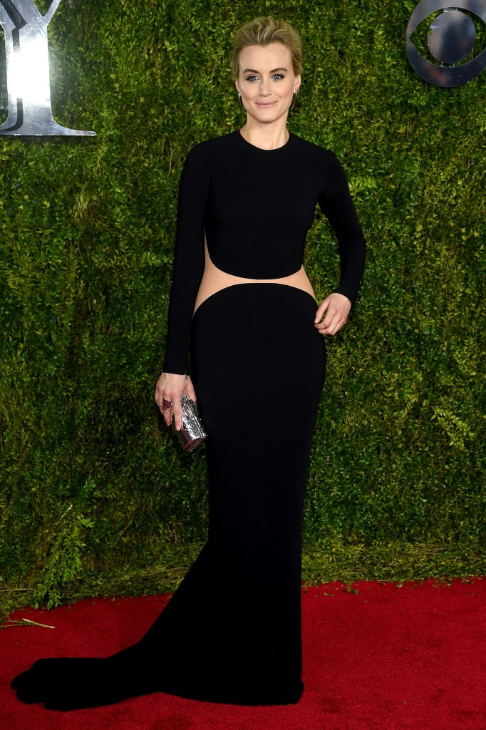 Taylor Schilling in Michael Kors