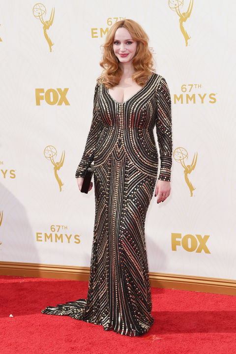 Christina Hendricks in Naem Kaan