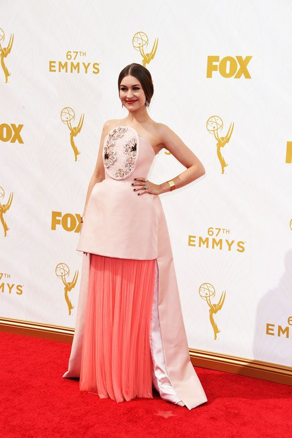 Joanna Newsom in a Delpozo