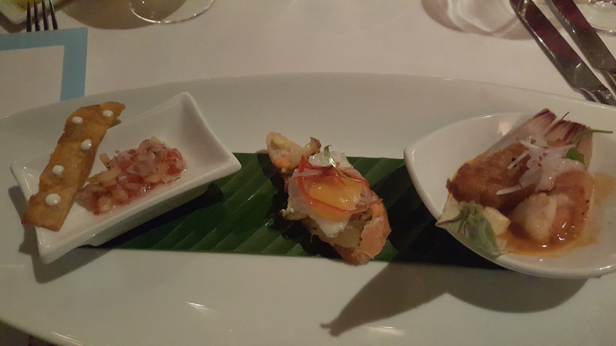 Food Picture Diaries: A tasting menu night with Rafael Osterling in Bogota