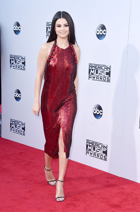 Selena Gomez in Givenchy