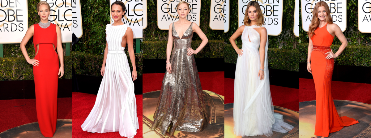 2016 Golden Globes Wrap up