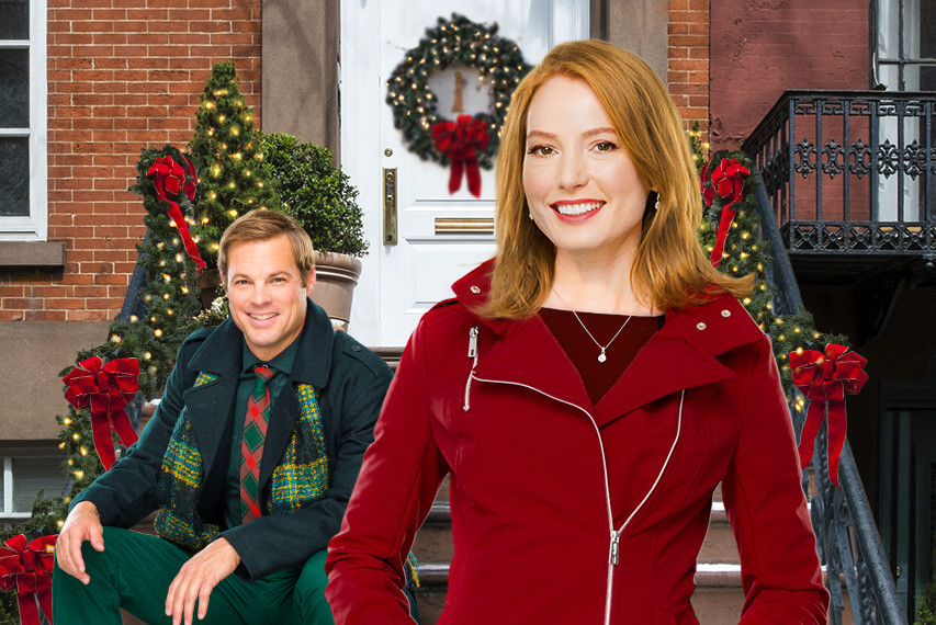christmas its a cute movie and alicia witt is perfect for xmas movies but it really its just a copy of liar liar for the christmas set hallmark xmas