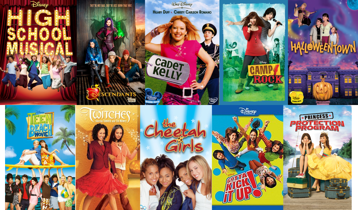 Ranking of Disney Channel Original Movies