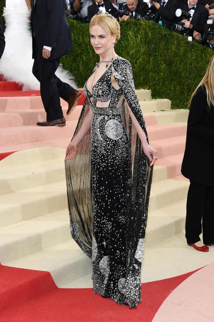 Nicole Kidman Alexander McQueen