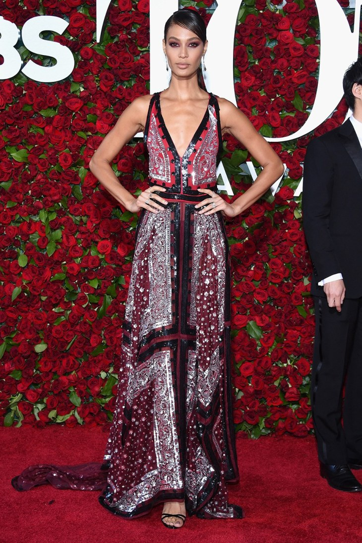 Joan Smalls in ALtazurra