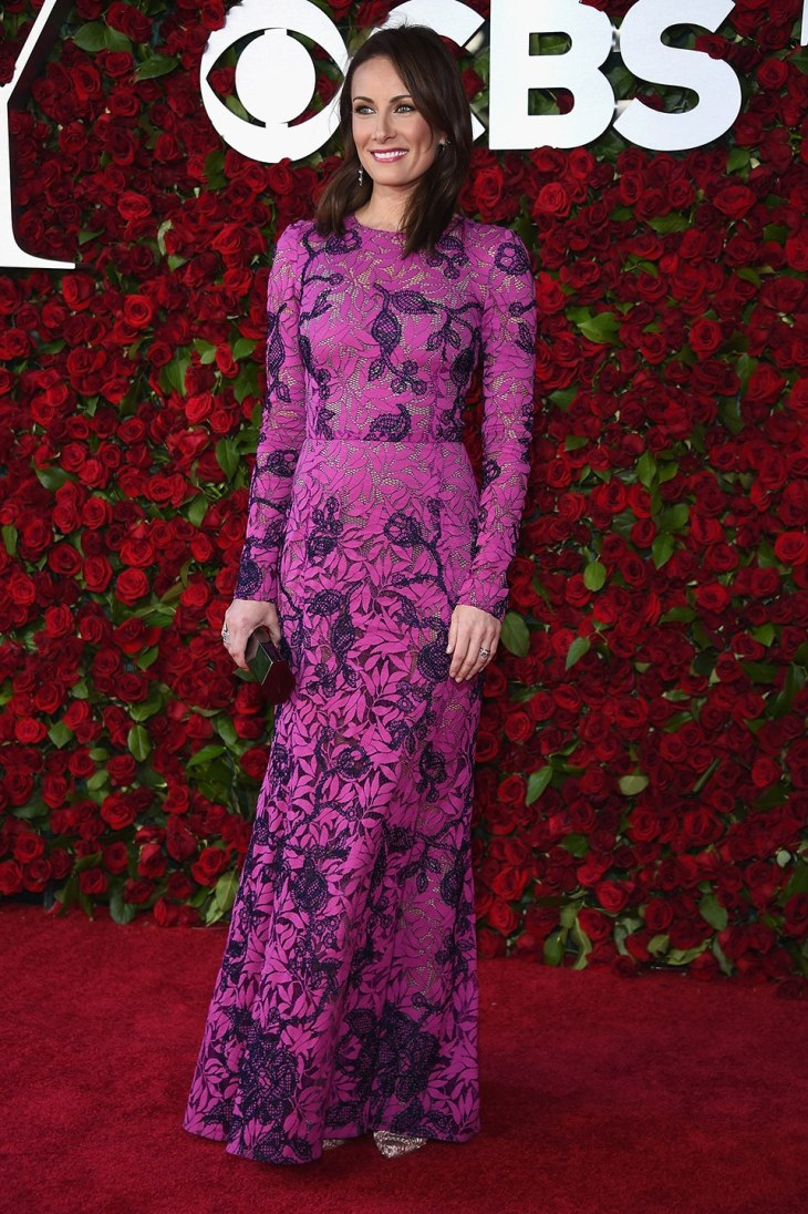 Laura Benanti in Oscar de La Renta