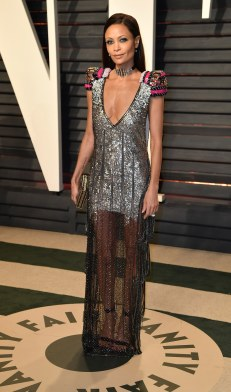 Thandie Newton in Schiaprelli