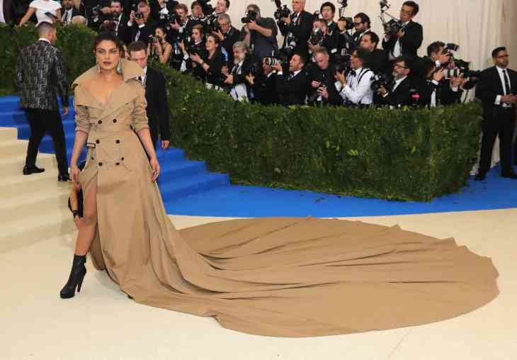 Priyanka Chopra in Ralph Lauren.