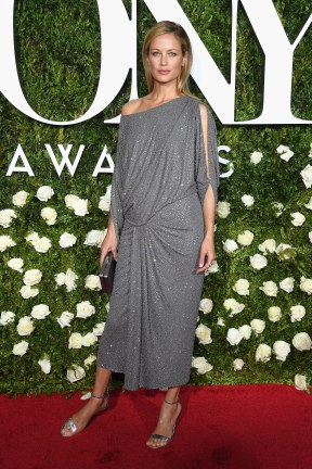 Carolyn Murphy in Michael Kors Collection