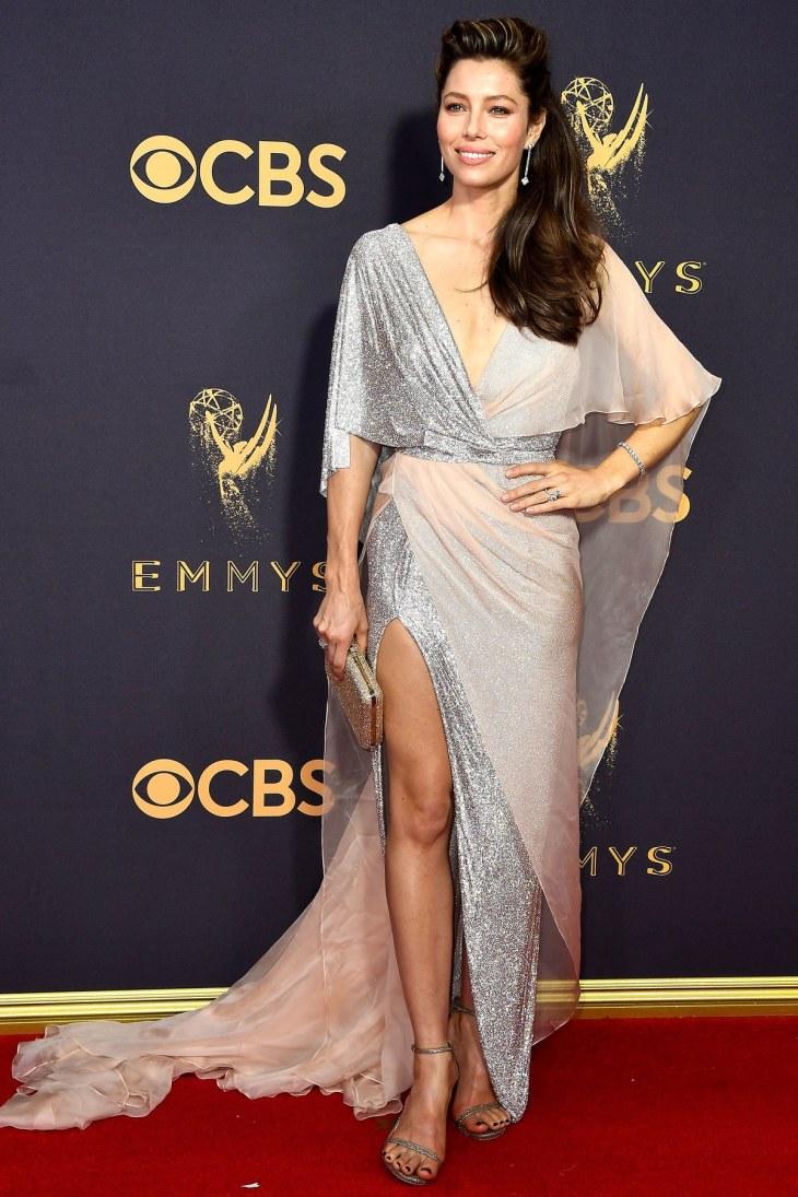 Jessica-Biel-Emmys-2017