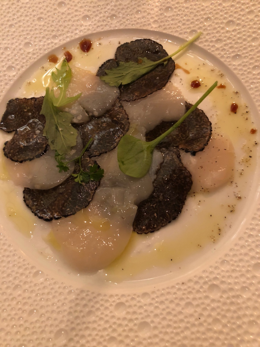 L'Arpege in Paris- Trying out the World's 50 Best