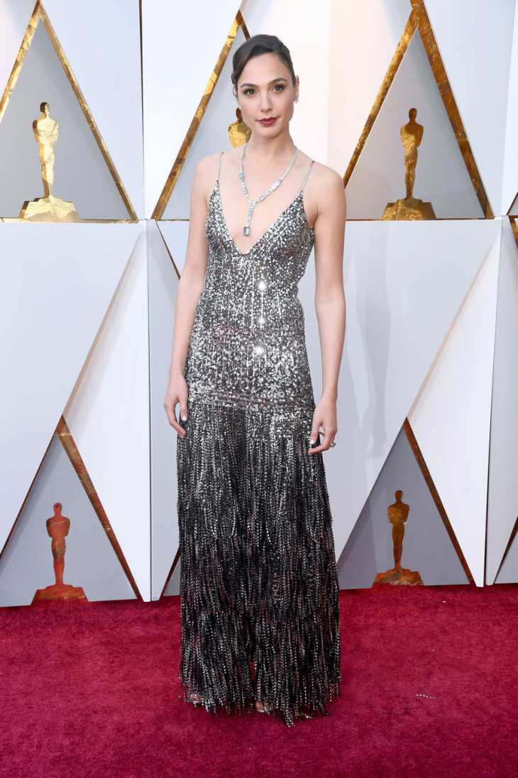 Gal Gadot in Givenchy Couture