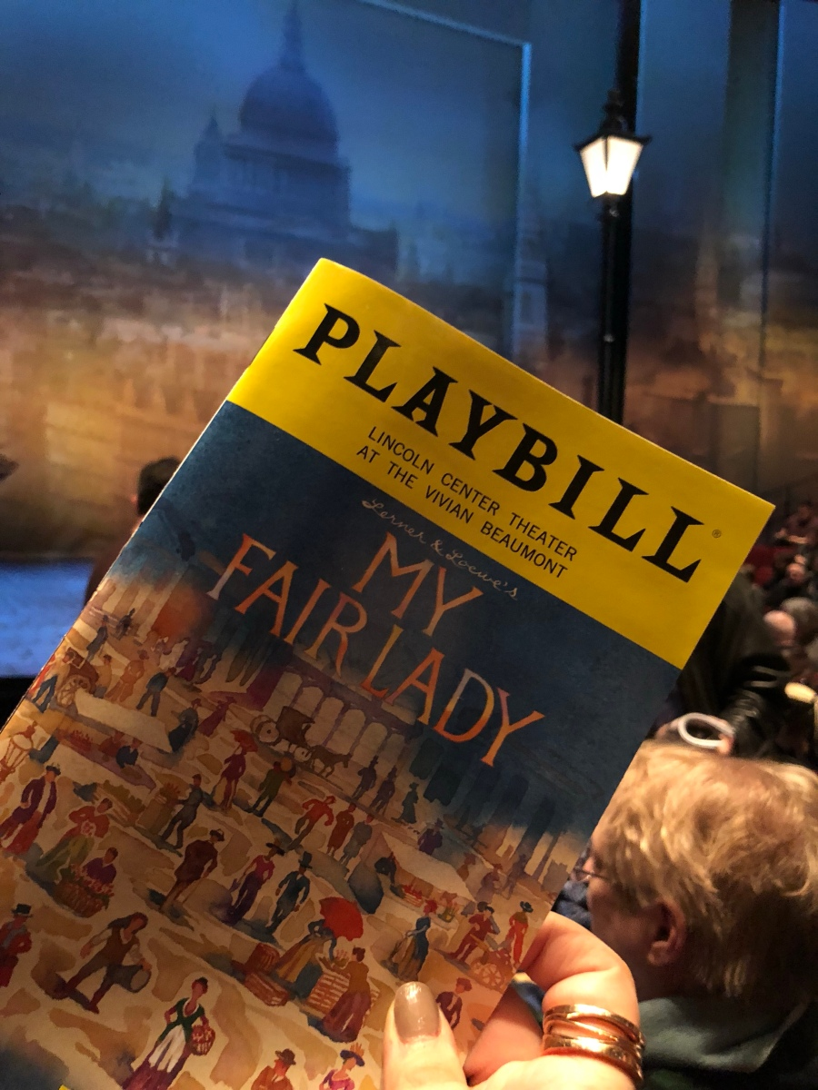 Broadway Revival Reviews: Carousel and My Fair Lady