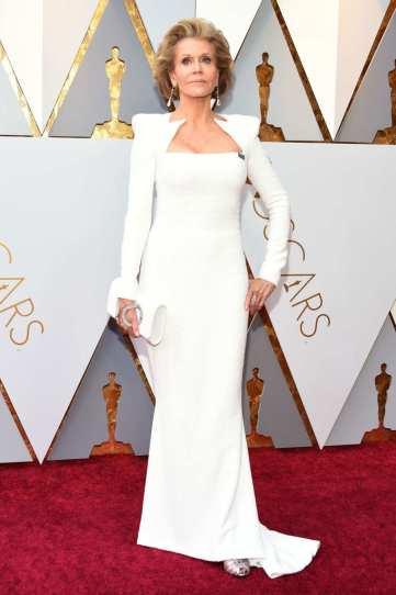 Jane Fonda in Blamain