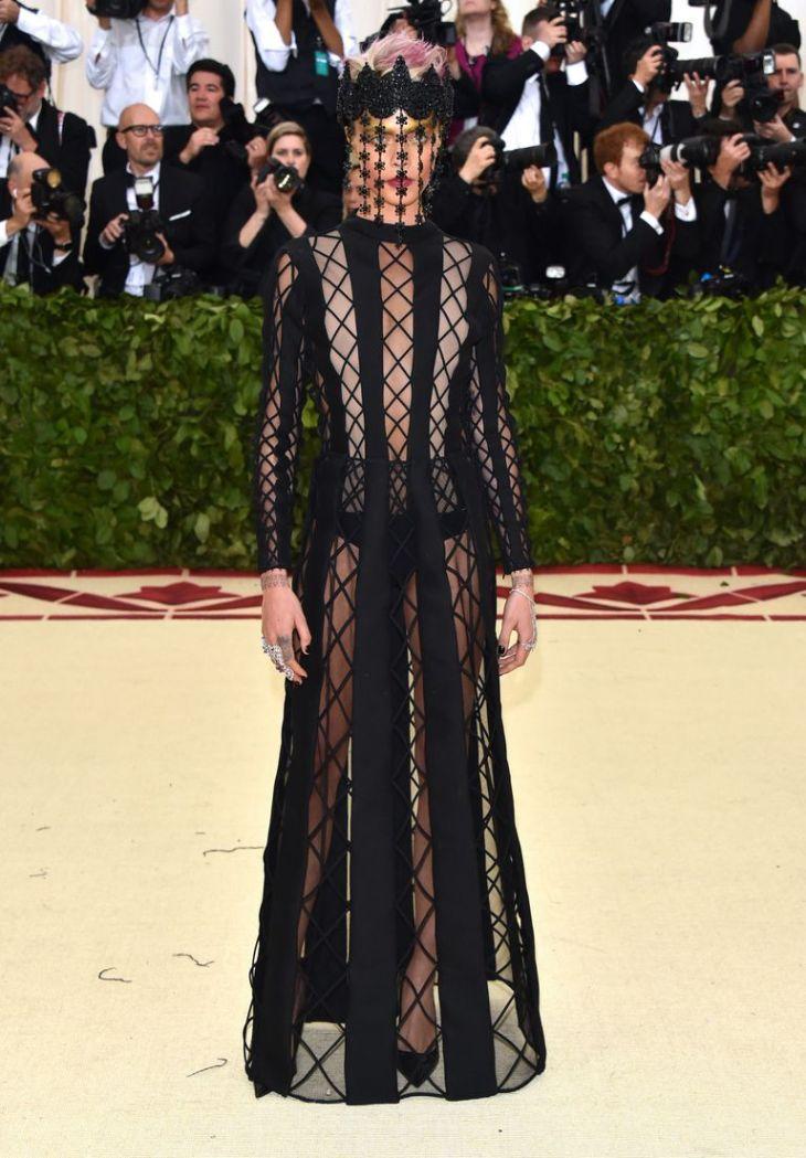 Cara Delevingne in Dior