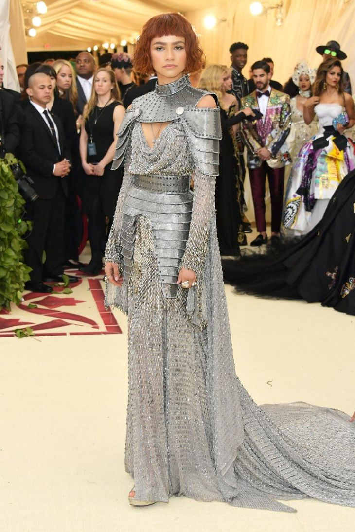 Met-Gala-Zendaya - Versace