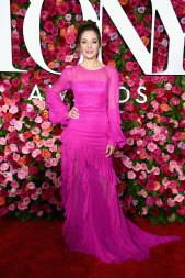 NEW YORK, NY - JUNE 10: Laura Osnes attends the 72nd Annual Tony Awards at Radio City Music Hall on June 10, 2018 in New York City. (Photo by Dimitrios Kambouris/Getty Images for Tony Awards Productions)
