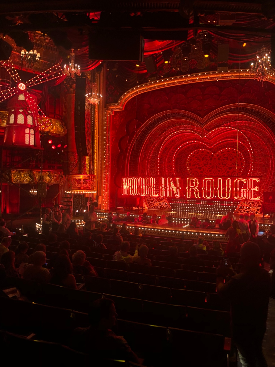 Theatre Reviews: Moulin Rouge the Musical