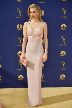 Vanessa Kirby in Tom Ford