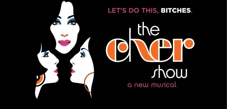 Image result for cher show poster broadway