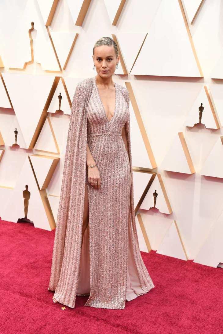 Brie Larson' celine