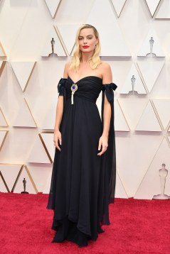 Margot Robbie in Chane